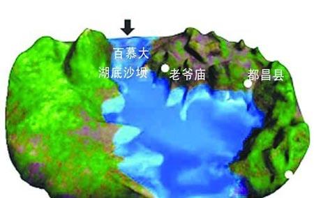中国百慕大三角之鄱阳湖老爷庙的水域之谜